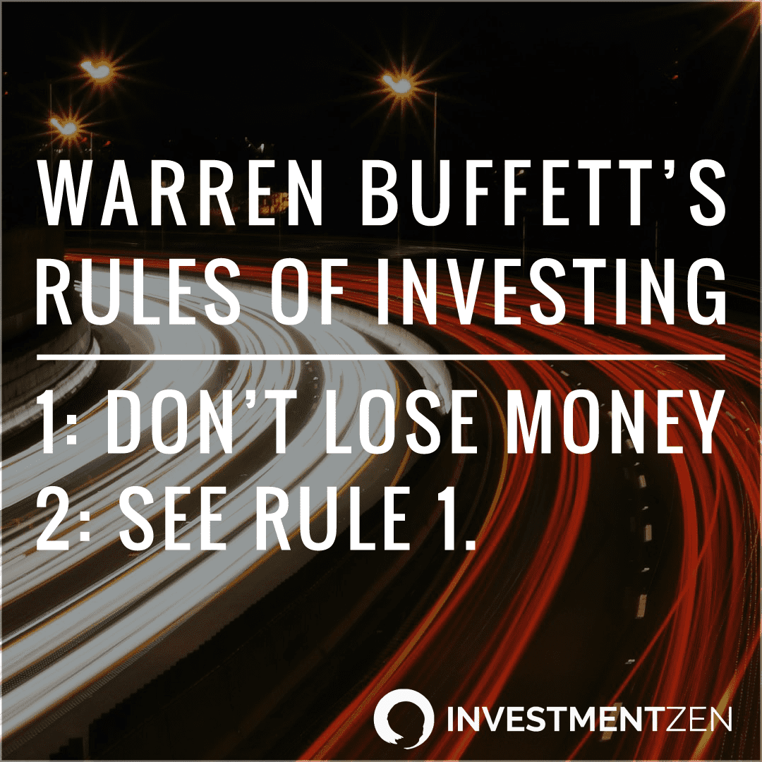 From @InvestmentZen On Instagram